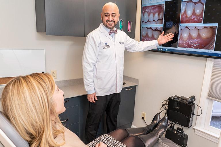 $89 Gum Recession Exam, X-Rays and Consultation