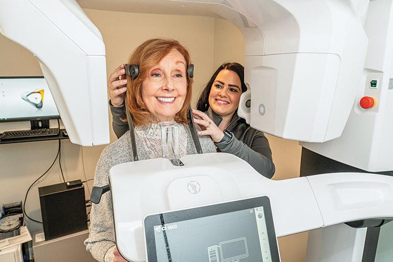 3D Cone Beam Scanner