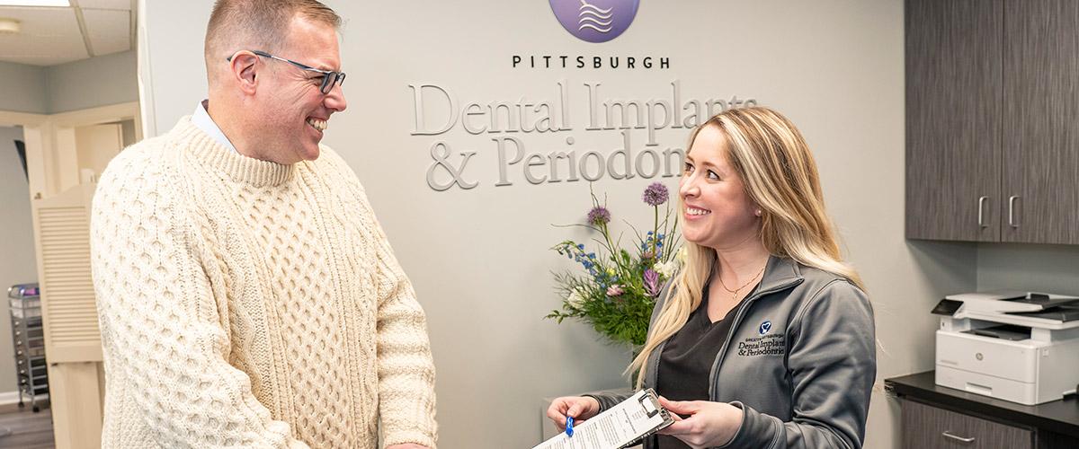 Contact Us - Dental Implant and Periodontics