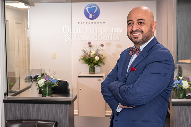 Dr. Bakuri  - certified in accelerated  orthodontics treatment