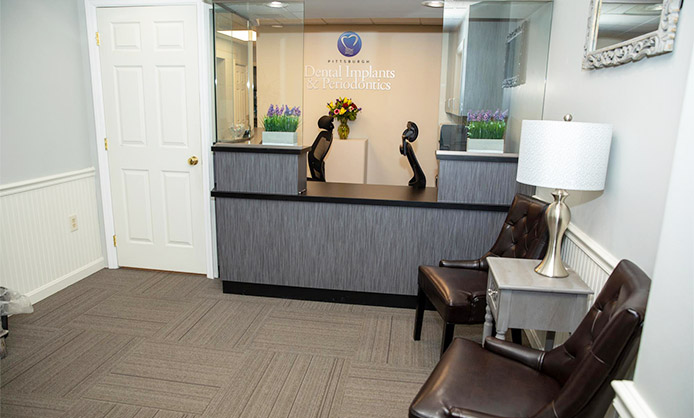 office-tour - Greater Pittsburgh Dental Implants & Periodontics
