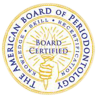 board certification for periodontics